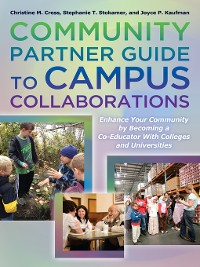 Cover Community Partner Guide to Campus Collaborations