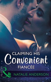 Cover Claiming His Convenient Fiancee (Mills & Boon Modern)
