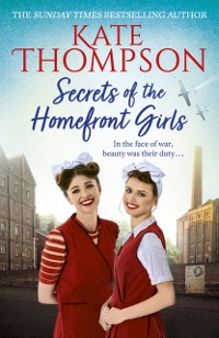 Cover Secrets of the Homefront Girls