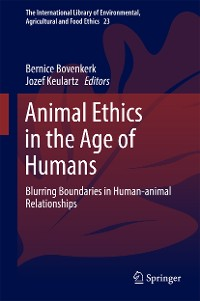 Cover Animal Ethics in the Age of Humans