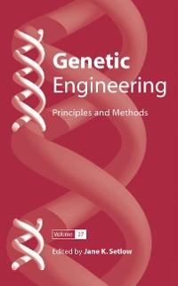 Cover Genetic Engineering