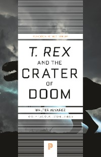 Cover T. rex and the Crater of Doom