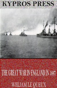 Cover Great War in England in 1897