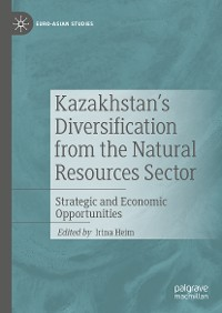 Cover Kazakhstan's Diversification from the Natural Resources Sector