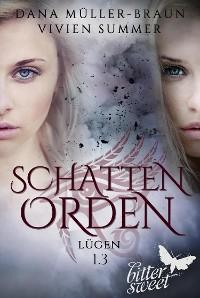 Cover SCHATTENORDEN 1.3: Lügen