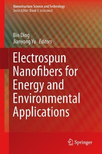 Cover Electrospun Nanofibers for Energy and Environmental Applications