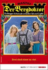 Cover Der Bergdoktor 1987 - Heimatroman