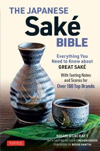 Cover The Japanese Sake Bible