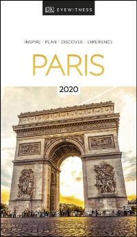 Cover DK Eyewitness Paris