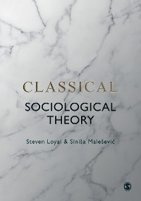 Cover Classical Sociological Theory