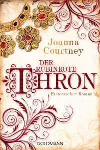 Cover Der rubinrote Thron