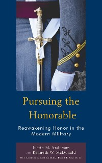 Cover Pursuing the Honorable