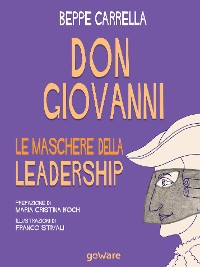 Cover Don Giovanni. Le maschere della leadership