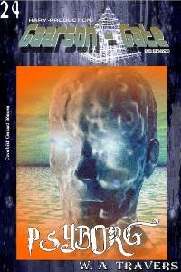 Cover GAARSON-GATE 024: Psyborg