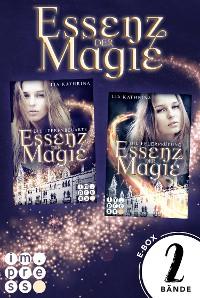 Cover Essenz der Magie: Alle Bände der zauberhaften Dilogie in einer E-Box!