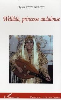 Cover Wellada, princesse andalouse