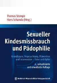 Cover Sexueller Kindesmissbrauch und Pädophilie