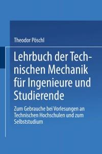 Cover Lehrbuch der Technischen Mechanik fur Ingenieure und Studierende