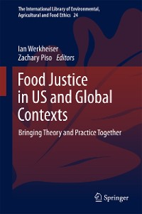 Cover Food Justice in US and Global Contexts
