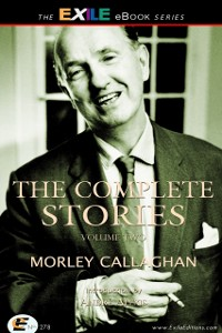 Cover Complete Stories of Morley Callaghan