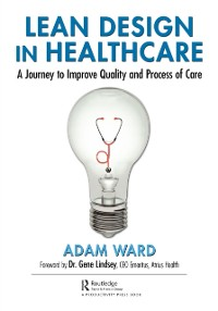 Cover Lean Design in Healthcare