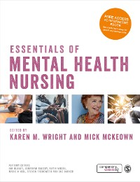 Cover Essentials of Mental Health Nursing