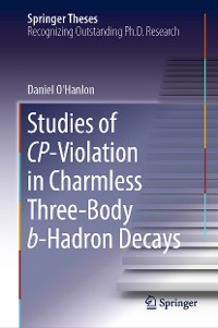 Cover Studies of CP-Violation in Charmless Three-Body b-Hadron Decays