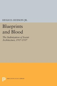 Cover Blueprints and Blood