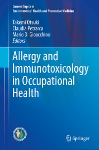 Cover Allergy and Immunotoxicology in Occupational Health