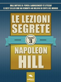 Cover Le lezioni segrete - Volume 3