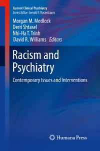 Cover Racism and Psychiatry