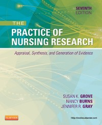 Cover Practice of Nursing Research - E-Book
