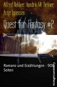 Cover Quest for Fantasy #2