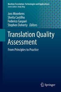 Cover Translation Quality Assessment