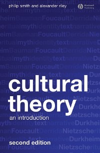 Cover Cultural Theory
