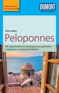 Cover DuMont Reise-Taschenbuch Reiseführer Peloponnes