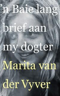 Cover 'n Baie lang brief aan my dogter