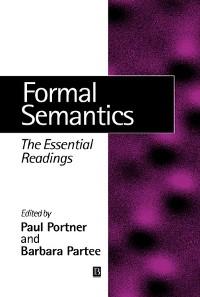 Cover Formal Semantics