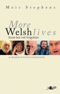 Cover More Welsh Lives