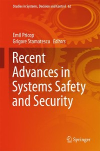Cover Recent Advances in Systems Safety and Security
