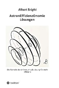 Cover AstronEffizienzOnomie