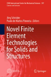 Cover Novel Finite Element Technologies for Solids and Structures