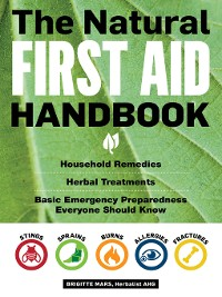 Cover The Natural First Aid Handbook