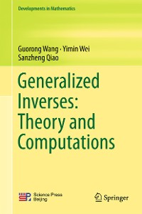 Cover Generalized Inverses: Theory and Computations