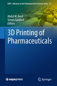 Cover 3D Printing of Pharmaceuticals