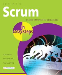Cover Scrum in easy steps