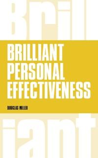 Cover Brilliant Personal Effectiveness