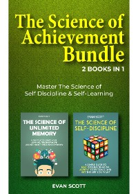 Cover The Science of Achievement Bundle: 2 Books in 1