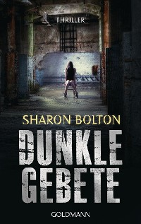 Cover Dunkle Gebete - Lacey Flint 1