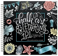 Cover Chalk Art and Lettering 101